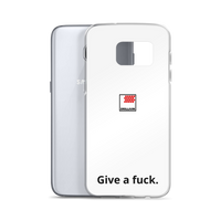 Drillium Give A Fuck Samsung Phone Case