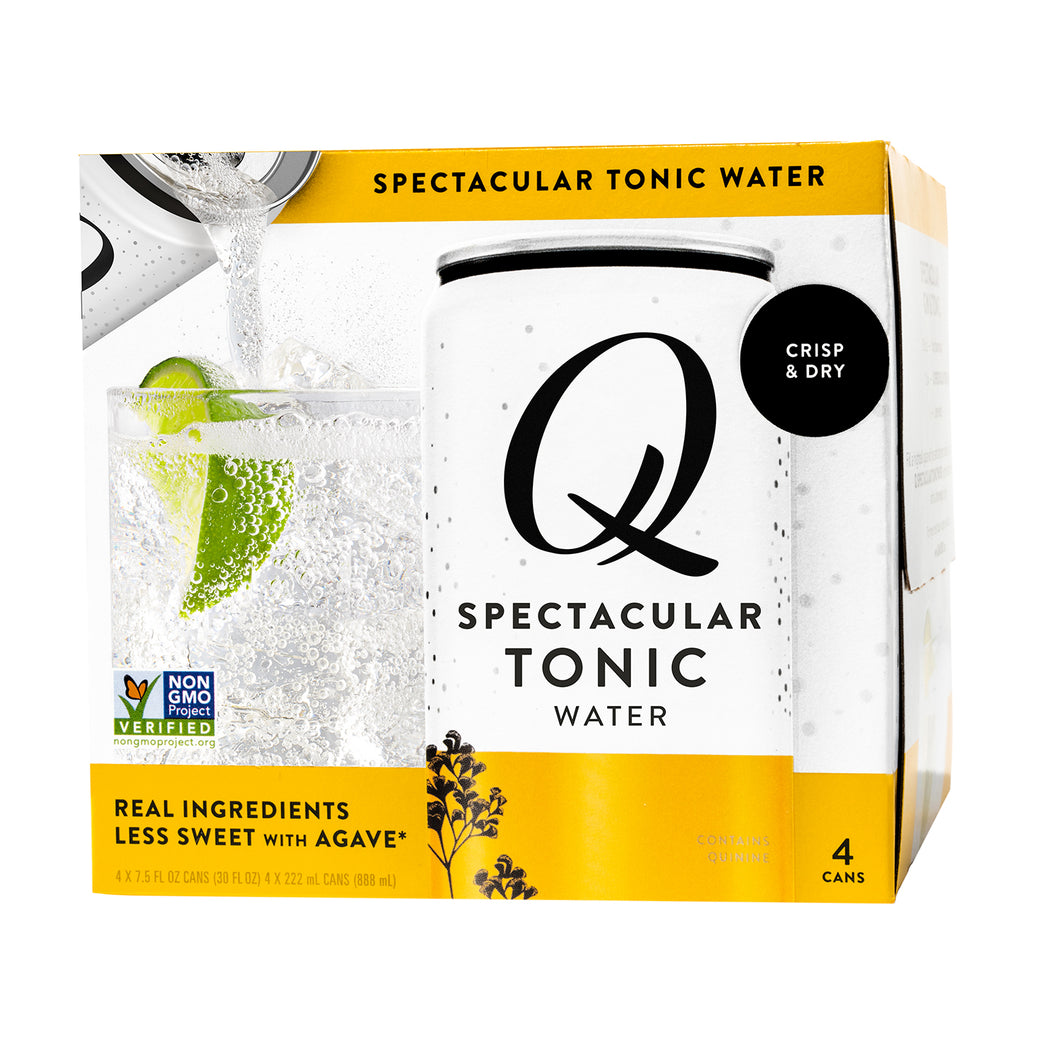 Spectacular Tonic Water - 24pk/7.5 fl oz Cans