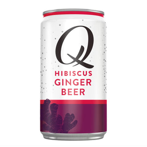 Hibiscus Ginger Beer - 24pk/7.5 fl oz Cans