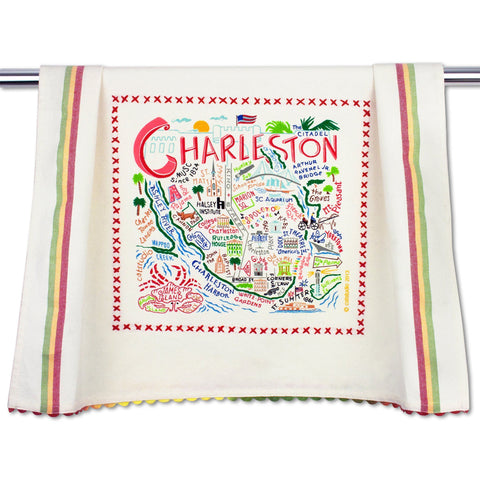 Cat Studio Charleston Dish Towel