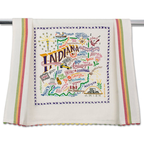 Cat Studio Indiana Dish Towel