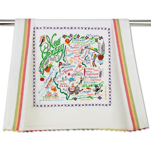 Cat Studio New Jersey Dish Towel