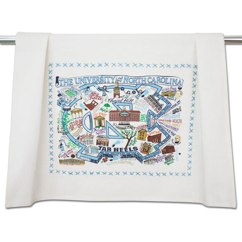 Cat Studio University of North Carolina Dish Towel