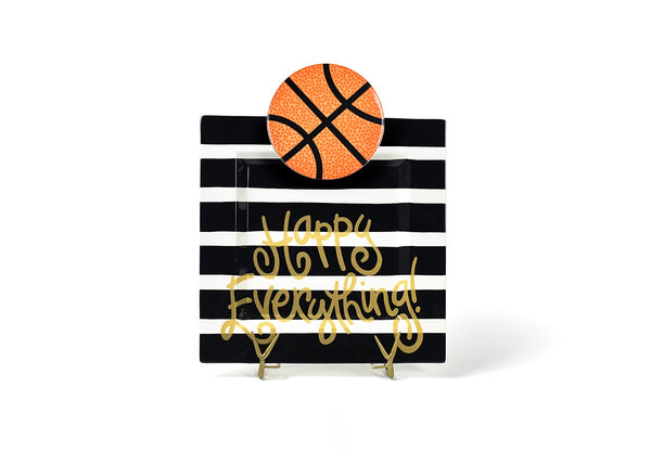 Happy Everything Basketball Attachment