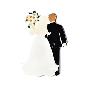 Happy Everything Bride and Groom Attachment