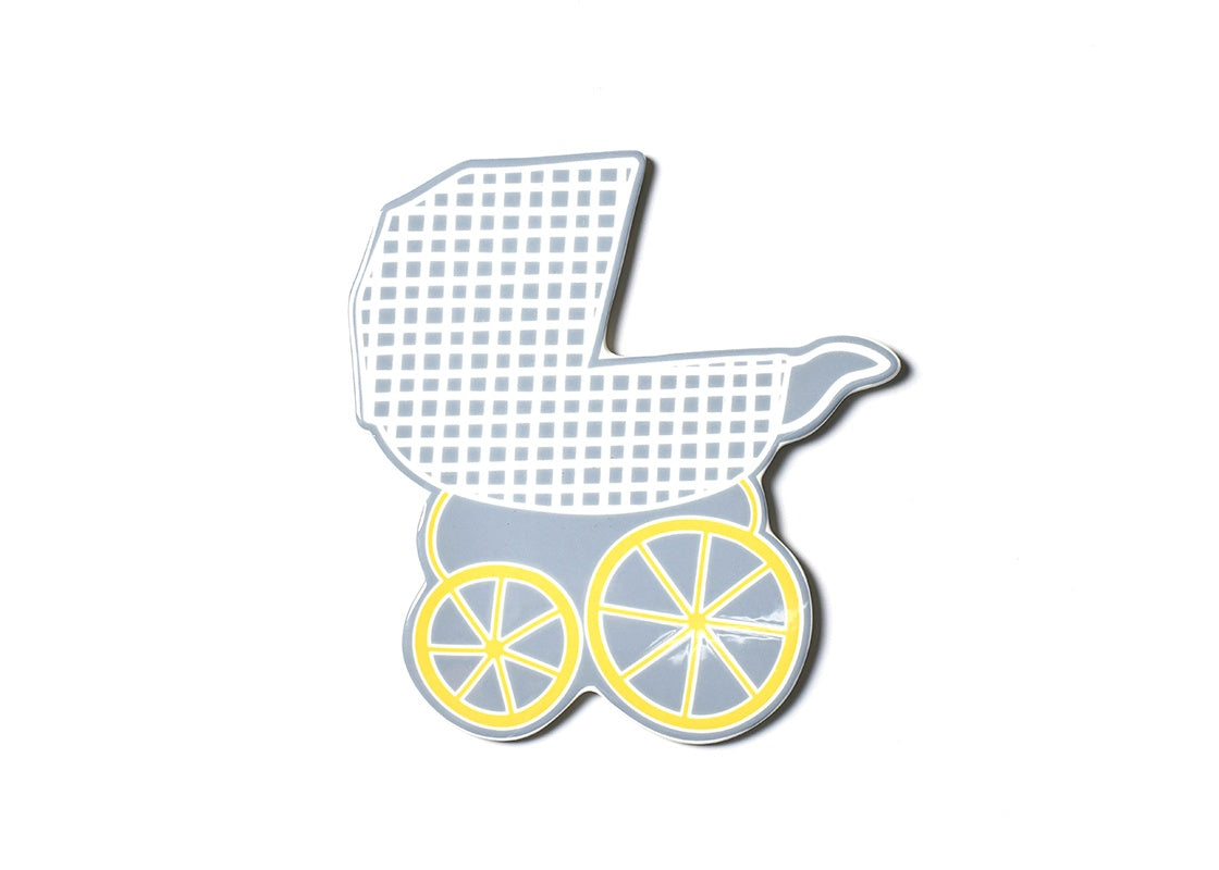 Happy Everything Baby Carriage Attachment