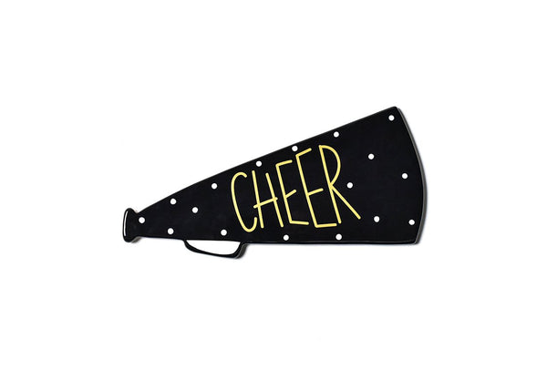 Happy Everything Cheer Megaphone Attachment