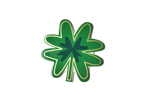 Happy Everything Four Leaf Clover Attachment