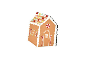 Happy Everything Gingerbread House Attachment