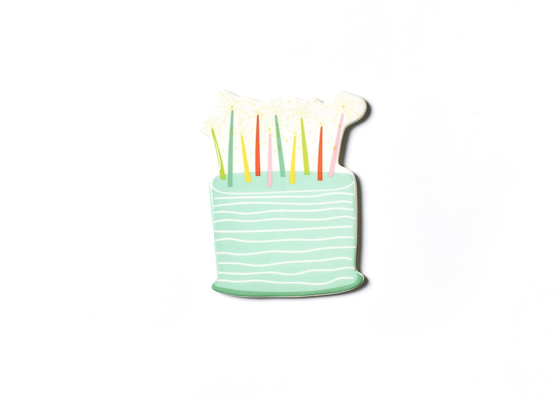 Happy Everything Sparkle Cake Attachment