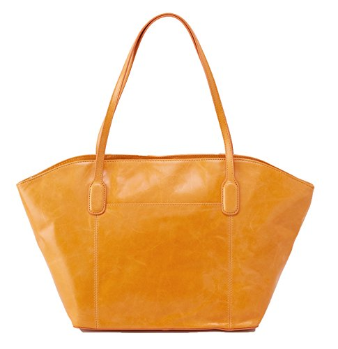 Hobo Patti Shoulder Bag (Saffron)