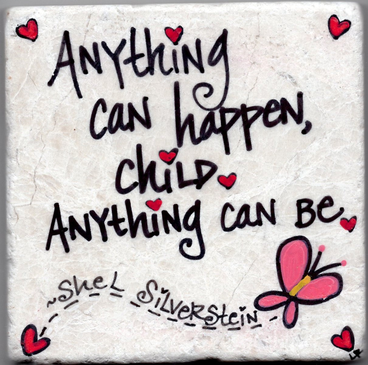 Care's Coasters - Anything Can Happen, Child