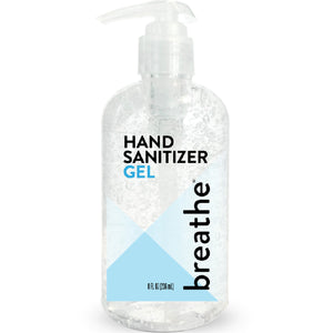 Hand Sanitizer Gel - 8 oz