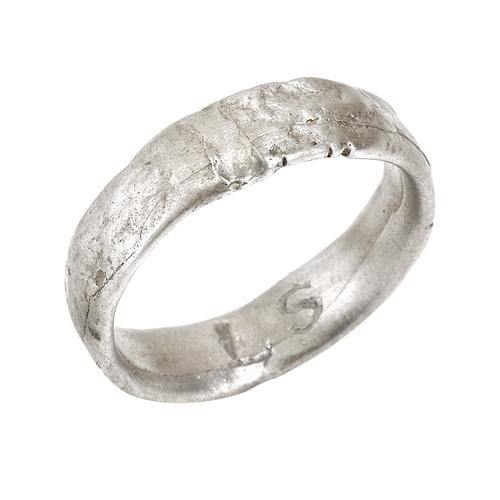 Western Wall Ring (thin band) - Western Wall Jewelry