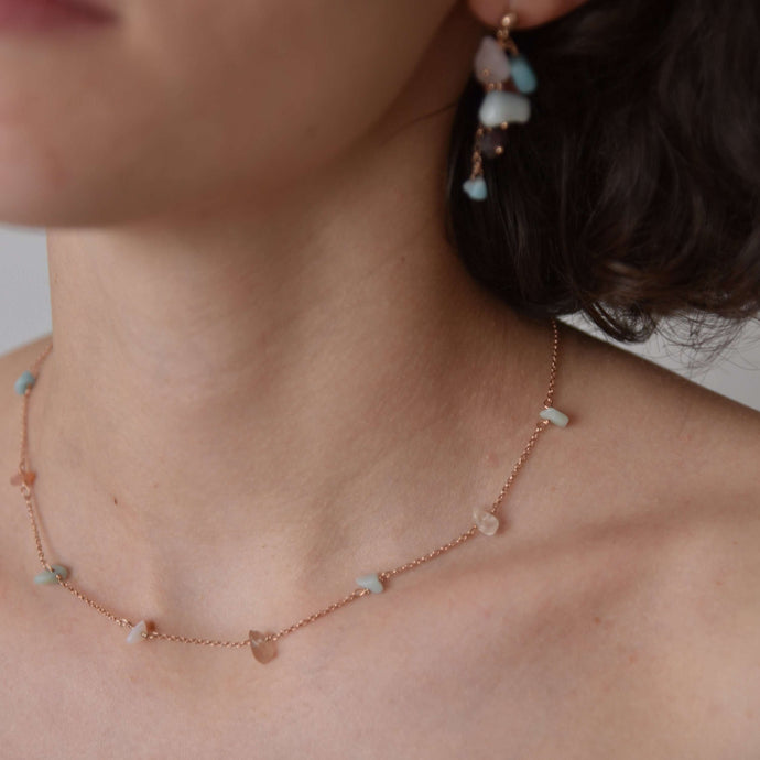Collana Lise - Abricot Atelier