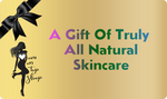Mom On Top Shop GIFT CARD for a TRULY all natural, wholesome gift!