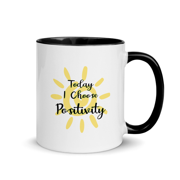 Today I Choose Positivity
