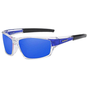 "Sunglass ""Square blue"" polarized"