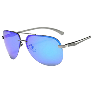 "Sunglass ""Pilot blue"" polarized"