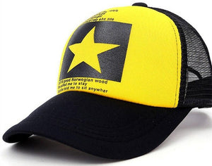 "Trucker Cap ""Star"""