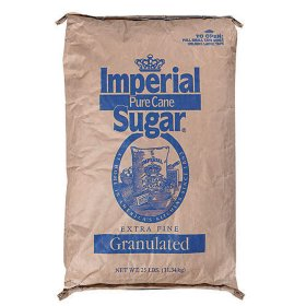 Imperial - Extra Fine Granulated Sugar - 50 lb Bag