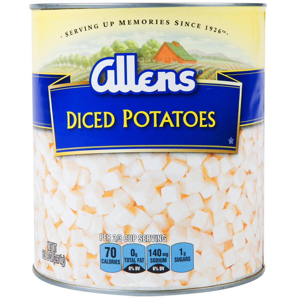 Allen's Whole New Potatoes- 10lb Can