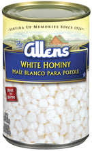 Load image into Gallery viewer, Allen's White Hominy- 10lb Can