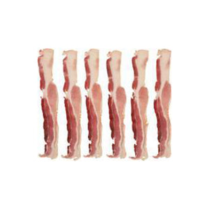Bacon - 14/18 slices per lb, 15 lbs