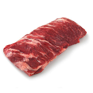 Beef Outside Skirt Steaks, USDA Standard or Higher
