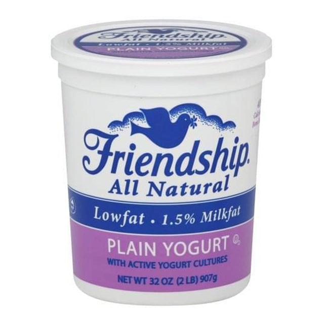 Friendship - Plain Yogurt - 35 lbs