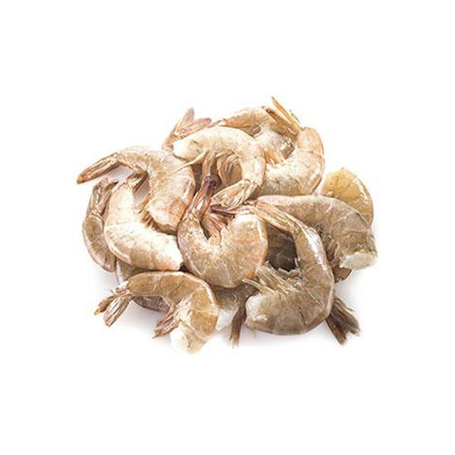 Frozen Shrimp - Headless, Shell-on- 41/50 ct - 4 lbs