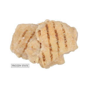 Frozen Tyson #38350-816 - Grilled Chicken Breast Fillets with Grill Marks, 3 oz - 10 lbs