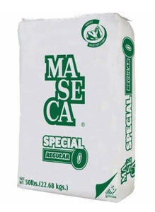 Maseca - Traditional Corn Flour - 50 lbs