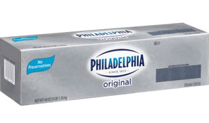Philadelphia - Original Cream Cheese Loaf - 3 lb
