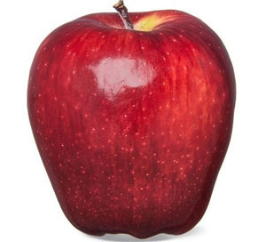 Red Delicious Apple - Tray pack 80ct - 44 lb - premium