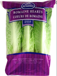 Romaine Lettuce Hearts - 7/6 ct