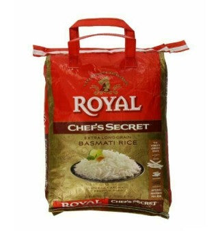 Royal Chef's Secret - Extra Long Grain Basmati Rice - 40 lbs
