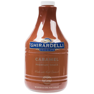 Ghirardelli - Caramel Sauce - 64 oz Bottle