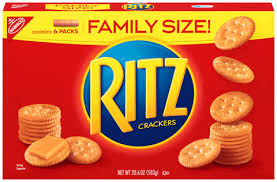 Rits crackers family pack