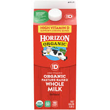 Horizon Organic Whole Milk 64oz