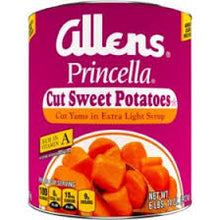 Load image into Gallery viewer, Allen's Sweet Potatoes- 10lb Can
