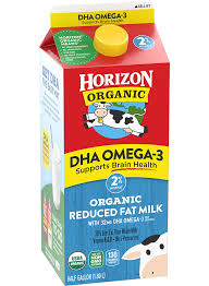 Horizon Organic 2% Milk 64oz Carton