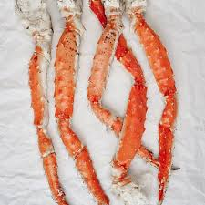 Frozen Colossal King Crab Legs - 9-12 ct - 10 lb box
