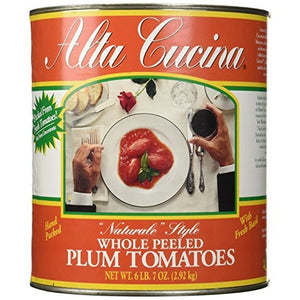Alta Cucina - Whole Peeled Plum Tomatoes