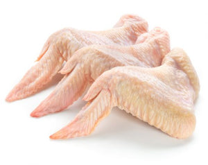 Whole Jumbo Chicken Wings - 96-130 ct