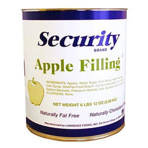 Security Apple Filling