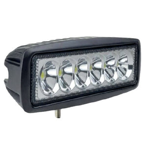 SunLite 18W Heavy Duty Slim Driving Light