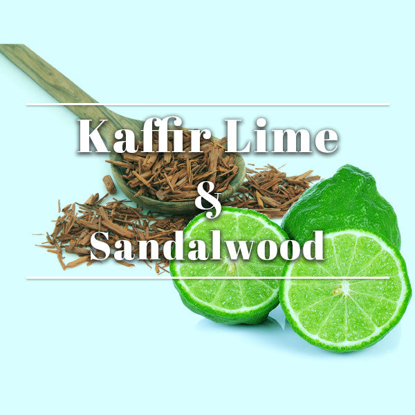 Kaffir Lime & Sandalwood