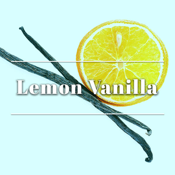 Lemon Vanilla
