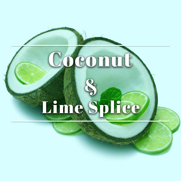 Coconut & Lime Splice